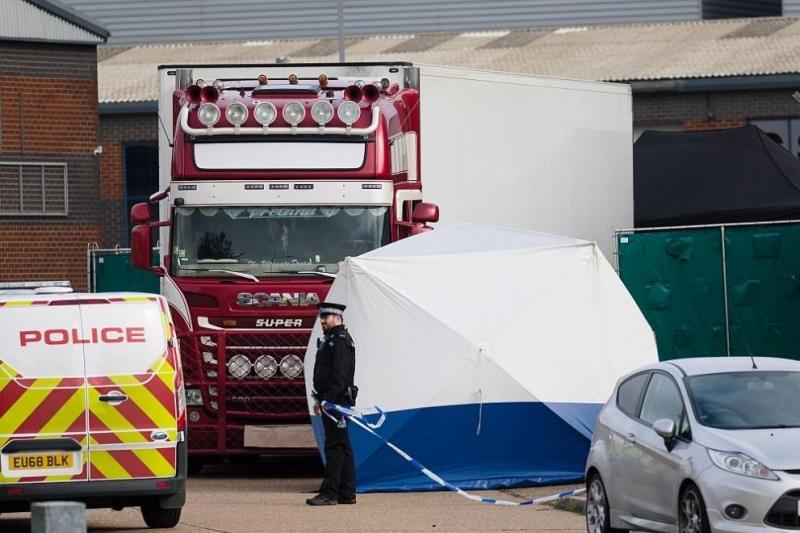 Британската полиция арестува днес 23-годишен мъж от Северна Ирландия във