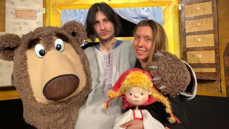 Актьори от Държавен куклен театър - Видин са номинирани за