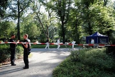 Колоездач застреля посред бял ден мъж в главата на улица