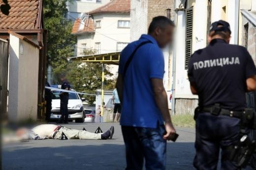 "Жестоко убийство потресе Белград. Бизнесмен беше разстрелян на бул. ""Крал"