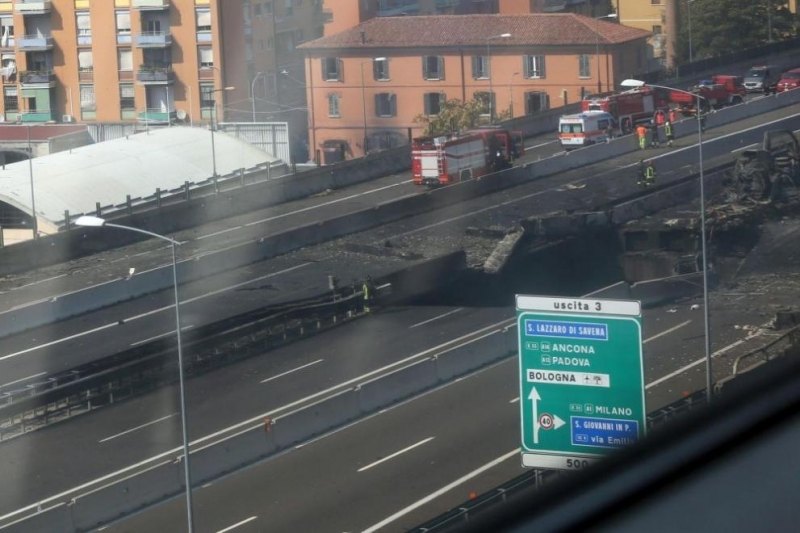 Българските ученици, които пострадаха при взрива на цистерна в Болоня,