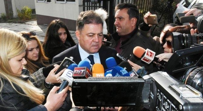 Прокуратурата повдигна окончателно обвинение на Ненчев