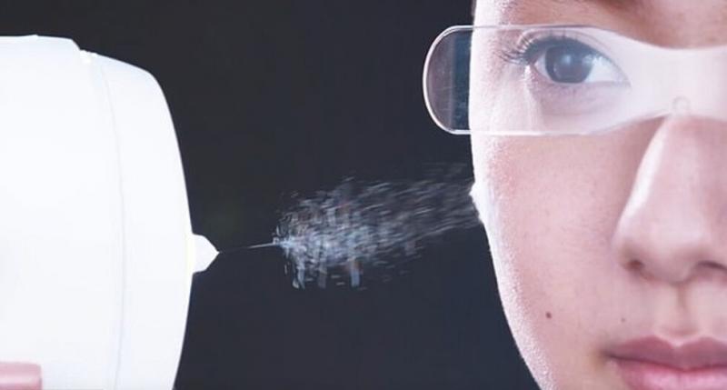В Япония учени разработиха спрей, който служи за изкуствена кожа,