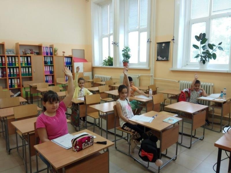 """От днес, 08.06.2020 г., в Средно училище """"Христо Ботев"""" –"""