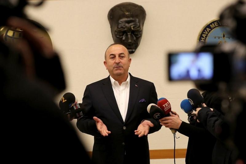 Турският външен министър Мевлют Чавушоглузаяви днес, чеРусия носи отговорността за