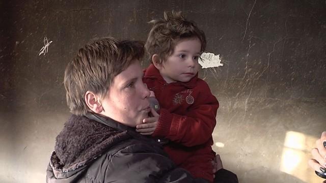 Снимка: Семейство с две деца от Ямбол бедства след пожар
