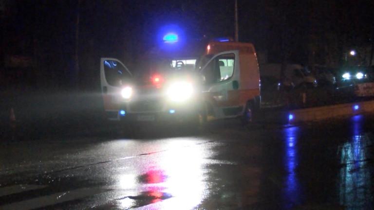 Две тежки катастрофи са станали в района на Пловдив тази