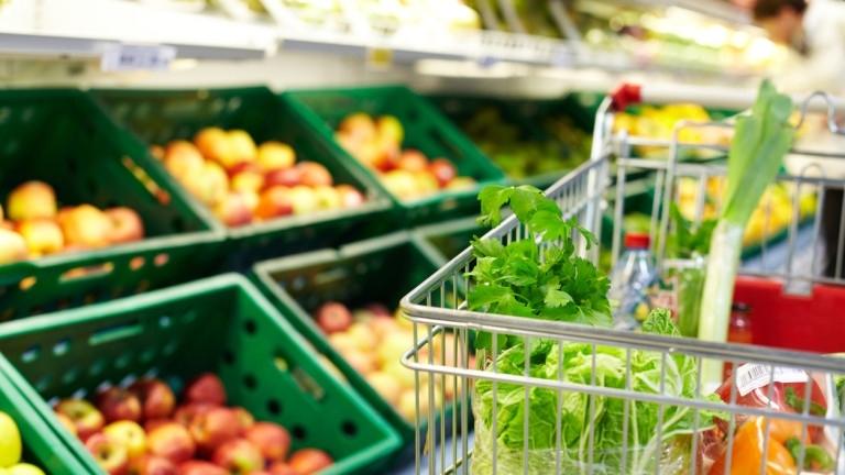 Рязък скок в цените на храните в България