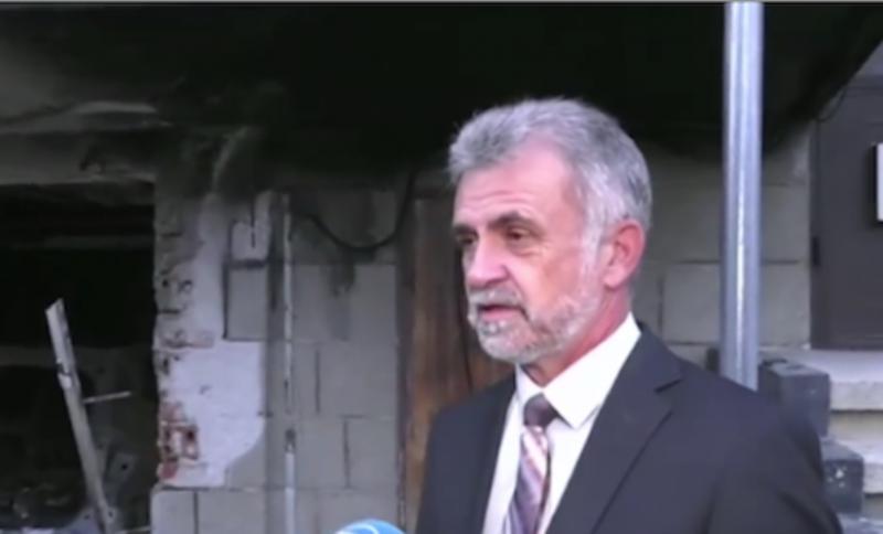 Наемник е взривил автомобила на монтанския адвокат Красимир Босев, научи