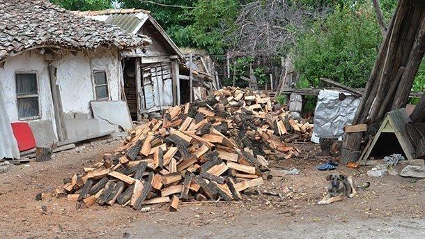 Полицията е заловила двама непълнолетни, откраднали дърва от къща във