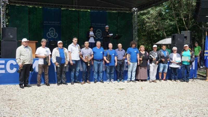 Празникът на енергетика отбелязаха с празнична програма в атомната столица