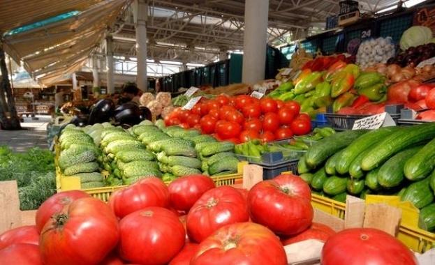 Близо 89% от зеленчуците и плодовете, които ядем, са вносни,