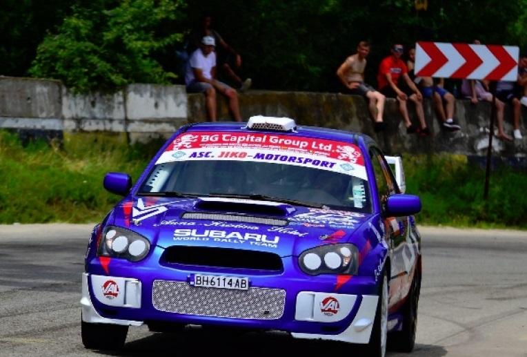 """Видинският Автомобилен спортен клуб """"Жико-Моторспорт"""" се включи в планинското изкачване"""