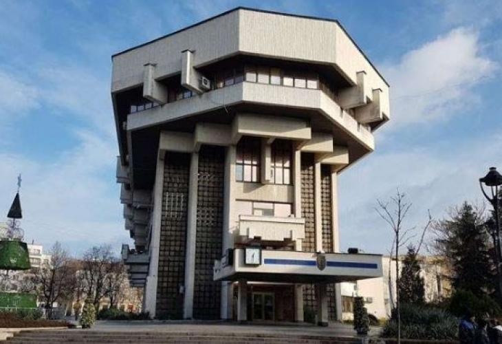 Сигнал за бомба в сградата на община Русе е постъпил