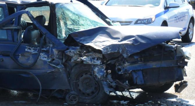 Касапница във Врачанско! Дрогиран шофьор прегази двама души на тротоар, има жертва