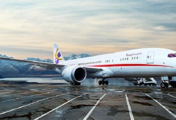 Самолетът, с който лети Емерсън Мнангагва, е един от най-скъпите