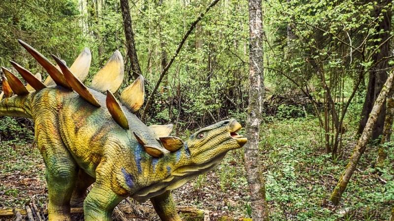 Палеонтолози от лондонския природонаучен музей са разкрили при разкопки в