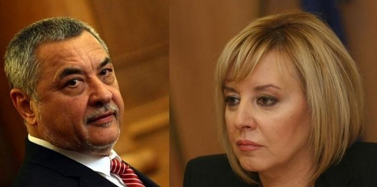 Мая Манолова подема мощна съдебна кампания срещу Валери Симеонов и