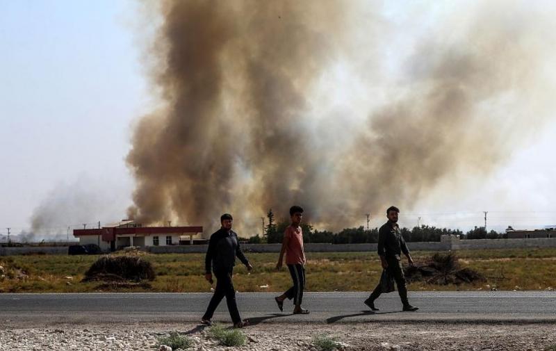 ЕС обмисля санкции срещу сирийския режим заради химическите атаки