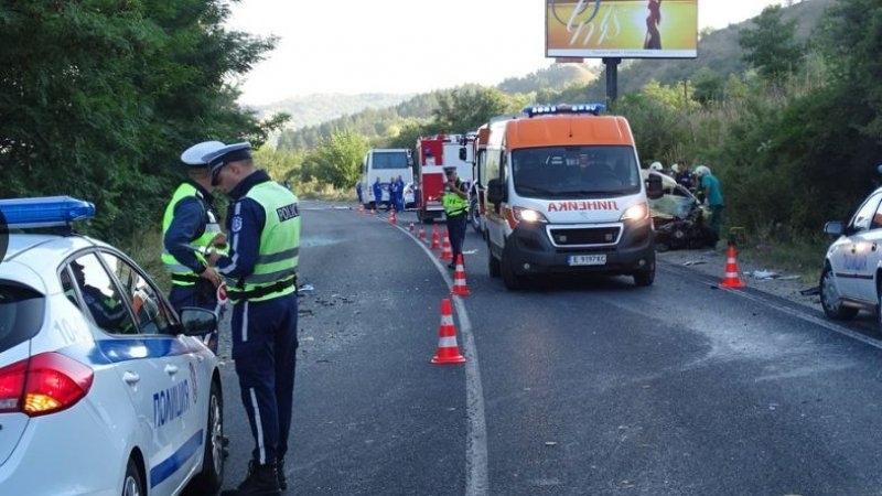 1 човек е загинал, а други 16 са били ранени
