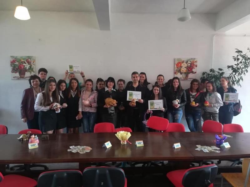 Професионалната гимназия по търговия и ресторантьорство във Враца проведе инициатива