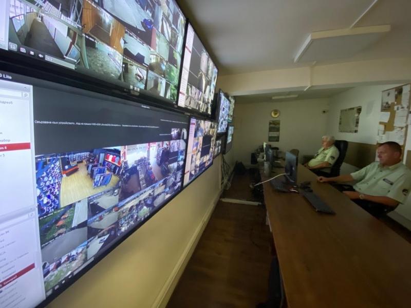 """Всички гледат, само ние виждаме и реагираме! """"СИТИ СОТ"""" въведе в експлоатация модерна система за видеонаблюдение"""