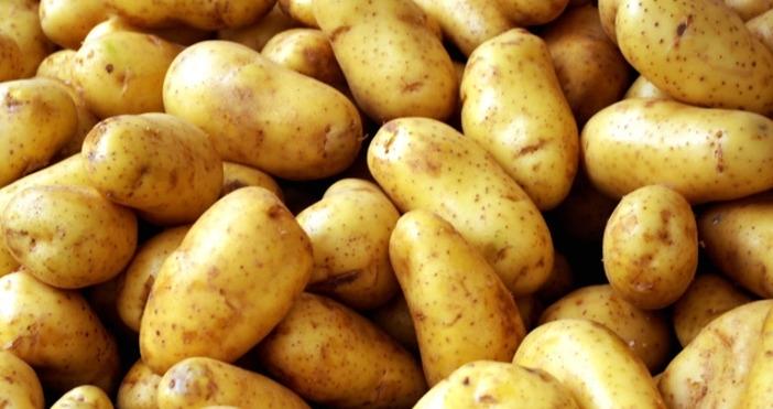 Огромен скок в цените на картофите на дребно само в
