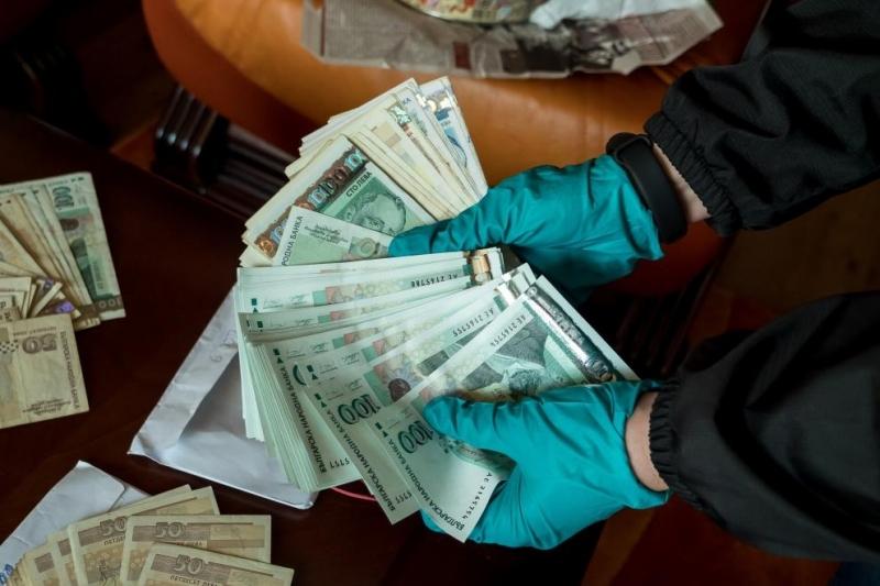 Шестчленна организирана престъпна група е задържана в рамките на проведената