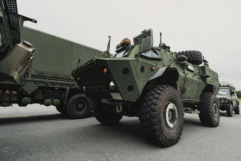 Членката на Европейския съюз и НАТО Литва възнамерява да придобие