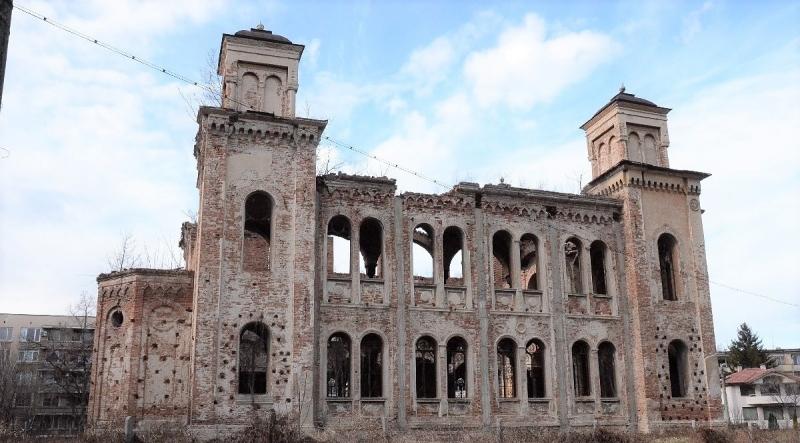 Избраха изпълнител за проектиране и реставрация на Синагогата във Видин.