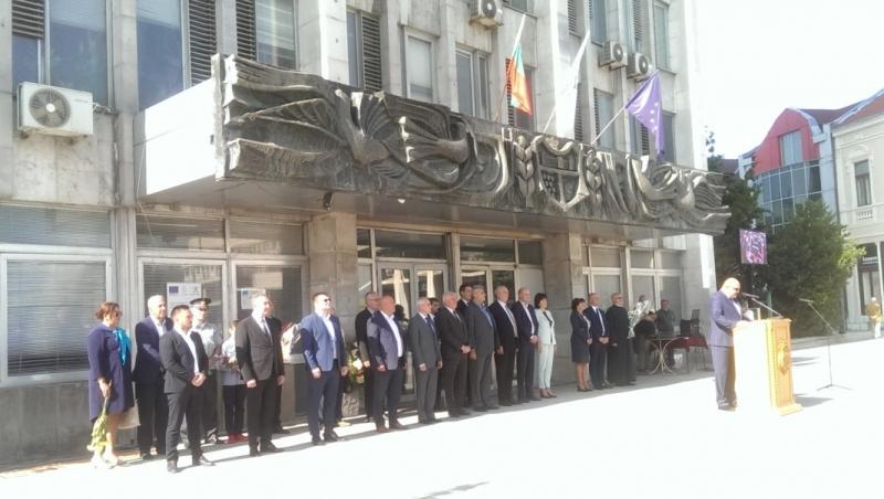 Видин тържествено отбеляза 112 годишнина от обявяване на Независимостта на