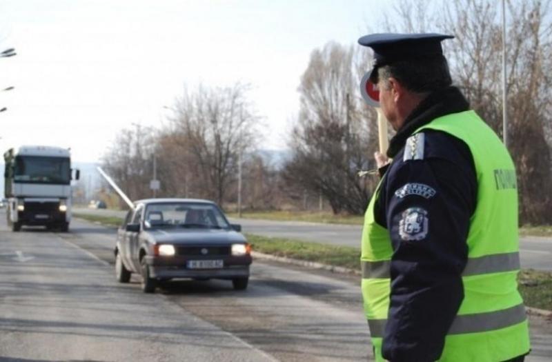 За периода 12-18 март Пътна полиция – Враца е провела
