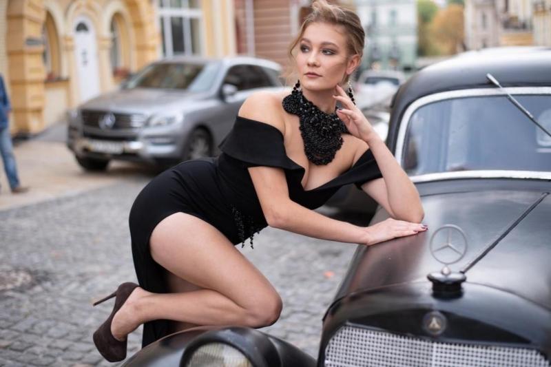 Обявата на нова украинка с ника Polisha се появи на