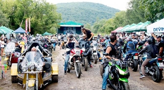 Днес във Видин се открива националния мотосъбор 2018, в който