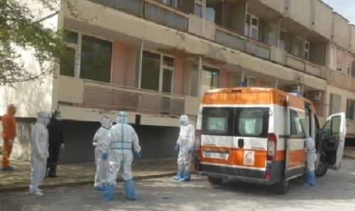 Приеха рисков пациент с COVID-19 във врачанската болница