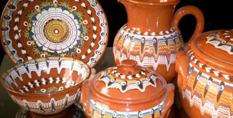 Редиха изложба от троянска керамика в Етнографския музей в Берковица