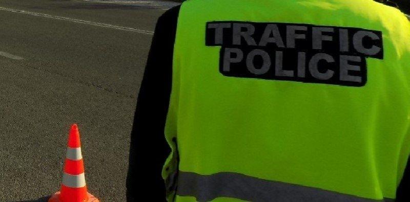 Полицията откри катастрофирал автомобил, изоставен на пътя Кубрат – Брестовене.