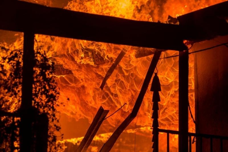 59-годишен мъж изгоря жив при пожар в дома си в