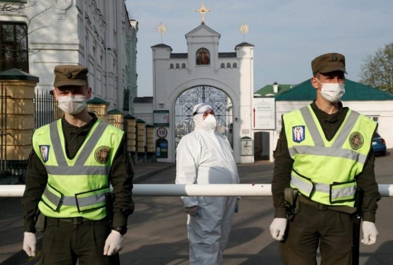 Броят на заразените с новия коронавирус в Украйна надхвърли 21