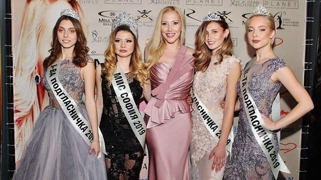 "22-годишната Кристина Пламенова от Бяла Слатина стана ""Мис София"". Красивата"