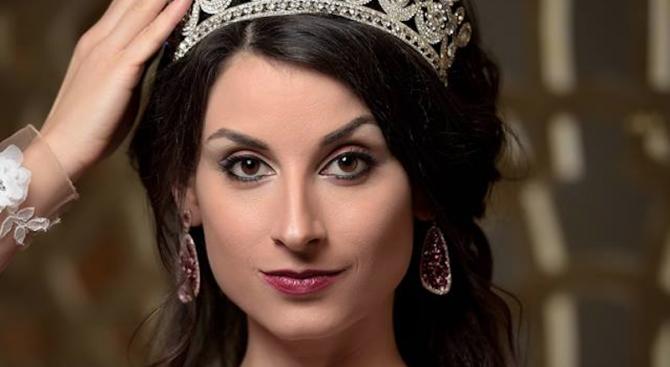 Мисис България Надя Недялкова остана без титла и без корона.