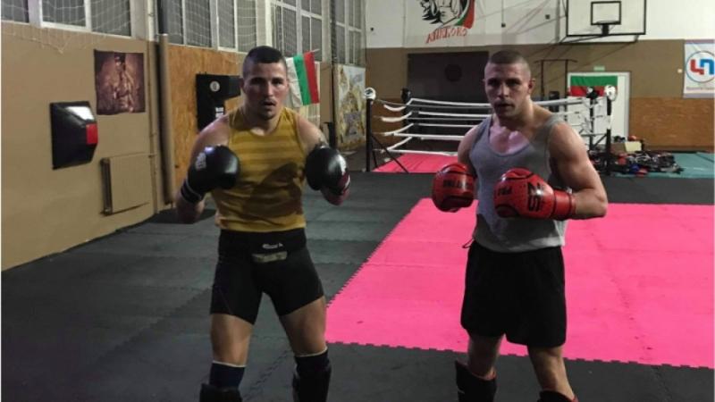 """Бойците на врачанския спортен клуб """"Победа"""" спечелиха златен и сребърен"""