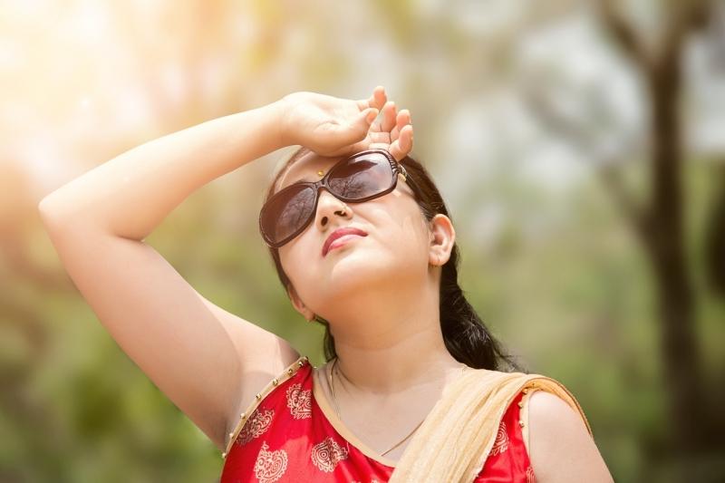 Високите температуриивисоката влажностна въздуха могат да влошат здравословното състояние на