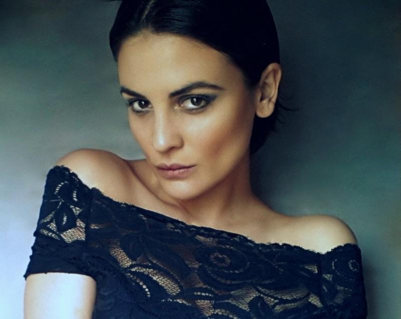 Актрисата Диана Димитрова, която изпълнява ролята на доктор Зорница Огнянова