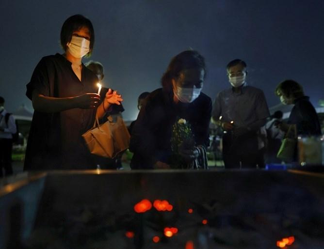 Япония почете с минута мълчание паметта на жертвите от американската