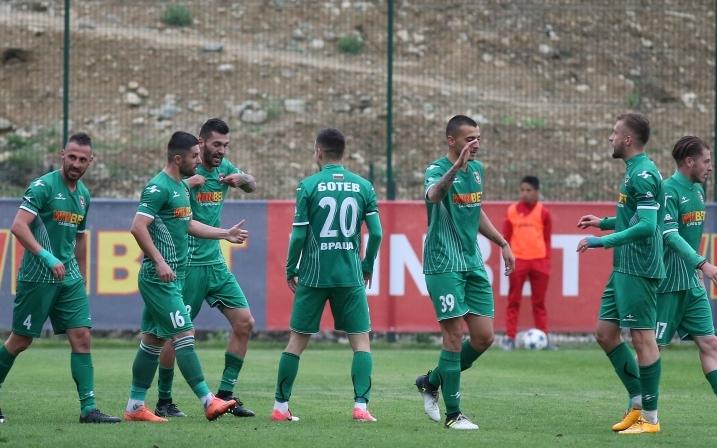 """Отборът на """"Ботев""""/Враца/ постигна пореден изненадващ резултат в мачовете си"""