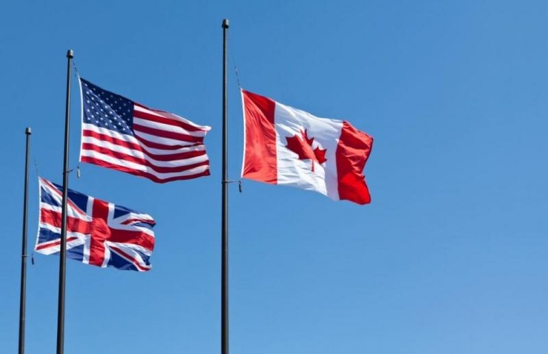 САЩ, Великобритания и Канада поздравиха България за изгонването на руските