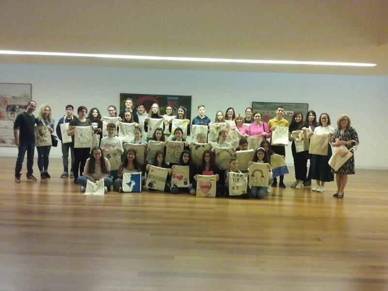 """Ученици от СУ """"Христо Ботев"""" във Враца участваха в работна среща по проект от """"Еразъм+"""" /снимки/"""