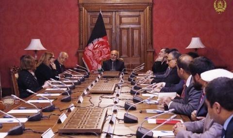 Третият кръг от мирните преговори между представители на талибаните и