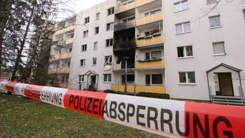 Германската полиция съобщи, че е намерила газови бутилки и стари